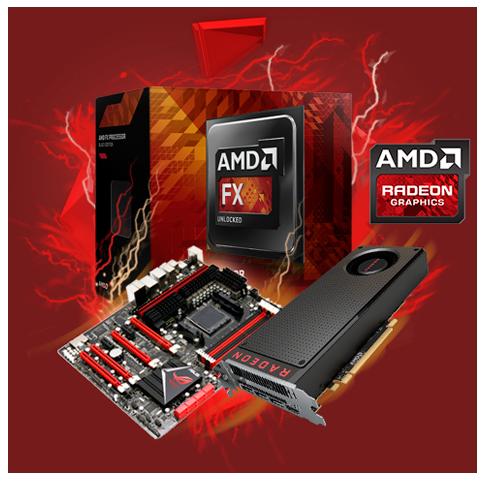MegaMamute AMD - De um upgrade!