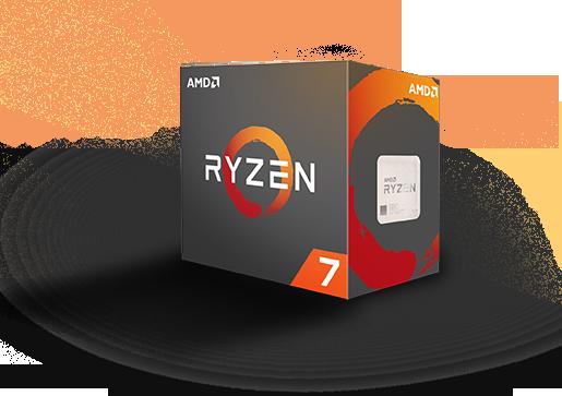 CHEGARAM OS PROCESSADORES AMD RYZEN 7. GARANTA JÁ O SEU.