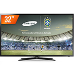 TV LED 32 ´ Full HD HDMI e USB Smart TV Conversor Digital F5500 UN32F5500AGXZD SAMSUNG - Cod. 38307