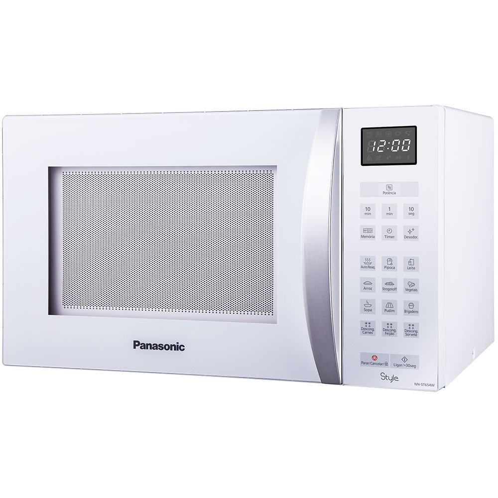 Micro-ondas 32 Litros Branco Panasonic